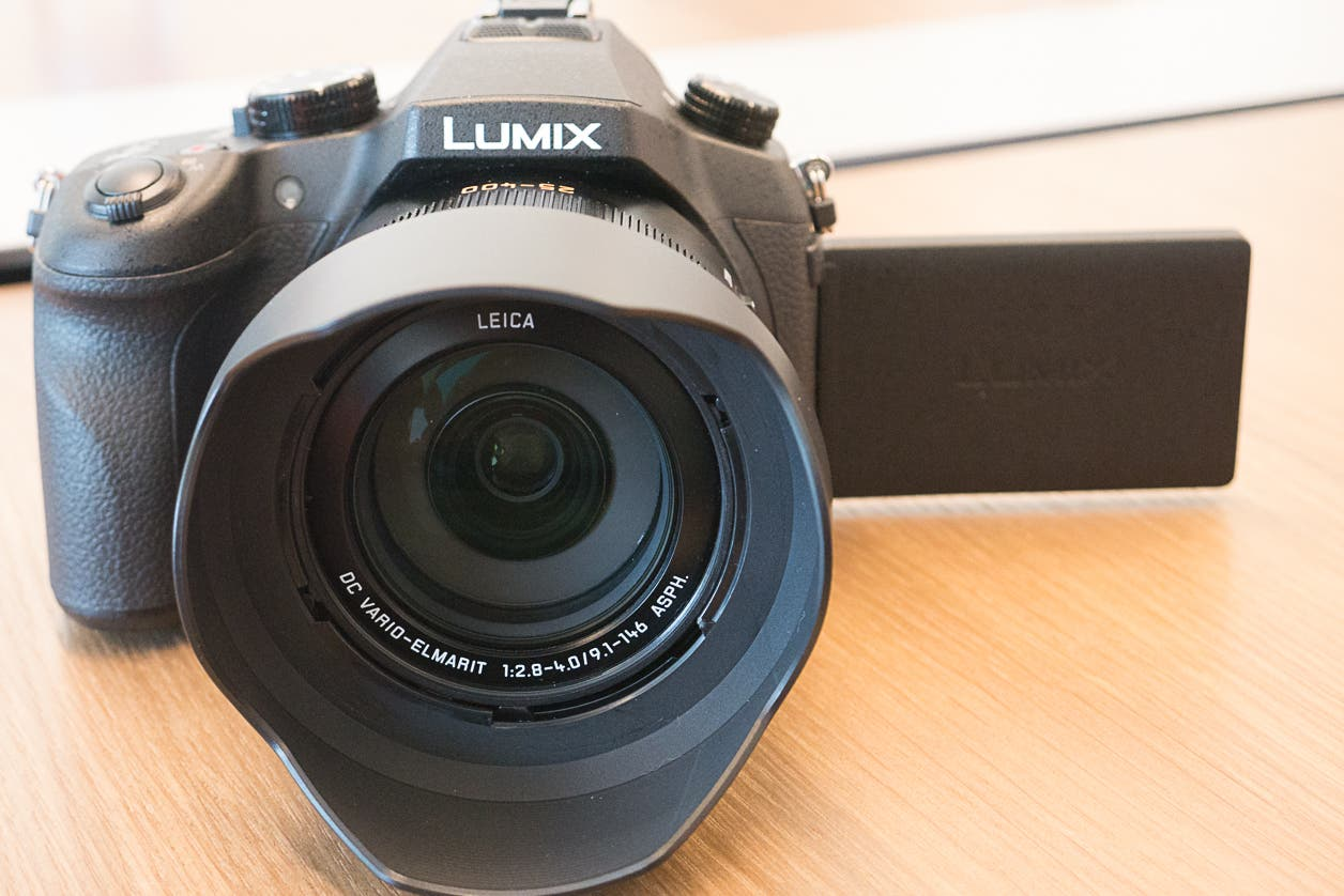 First Impressions: Panasonic FZ1000