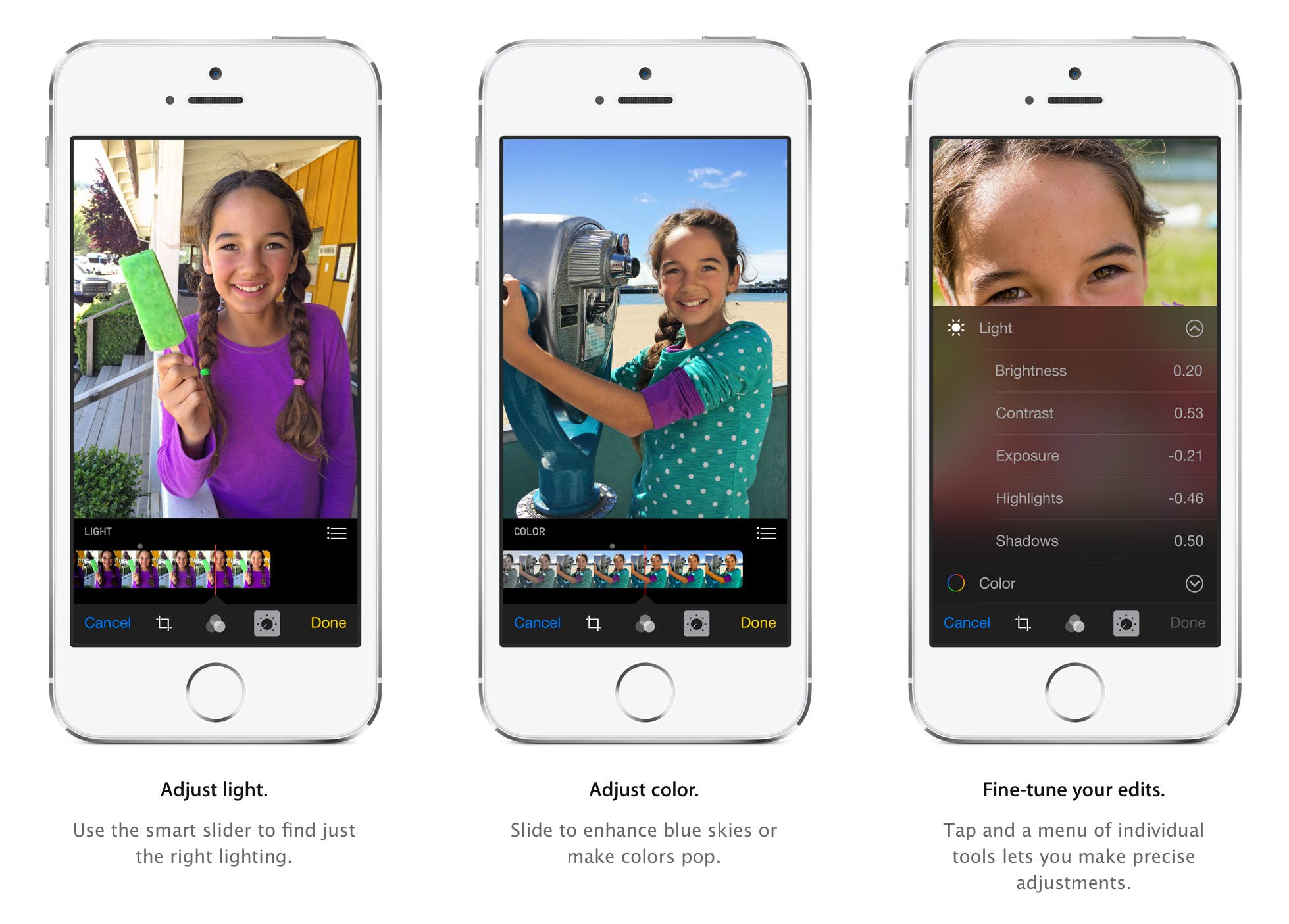 Apple Gets Serious About iPhoneography, Opens up iOS 8 to Manual Camera Controls and More