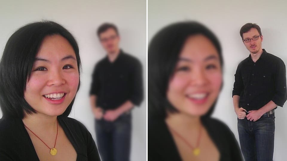 MIT's Media Lab Wants to Bring Post-Shot Refocusing to Every Smartphone