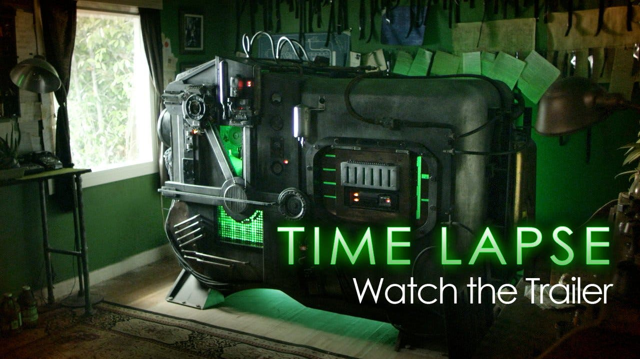 Watch the Trailer for Time Lapse, a Movie About a Camera That Predicts the Future