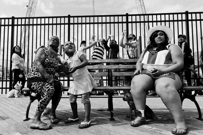 julius motal lauren welles coney island 07
