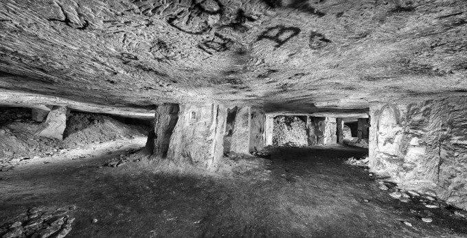 Former Underground City Beneath The Trenches