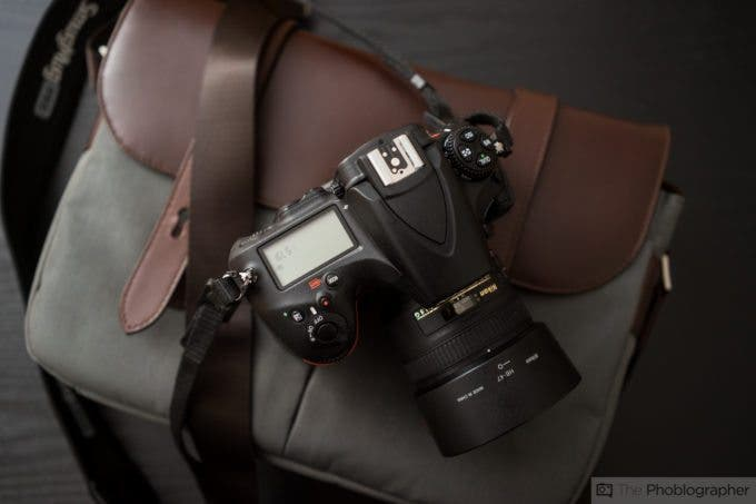 Chris Gampat The Phoblographer Nikon D810 first impressions product images (7 of 8)ISO 4001-50 sec at f - 3.2