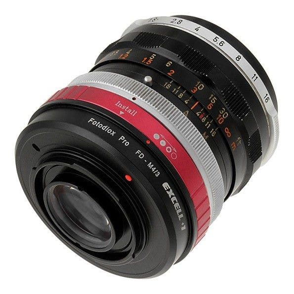 Fotodiox Excell +1 Canon FD to MFT Product Image 2