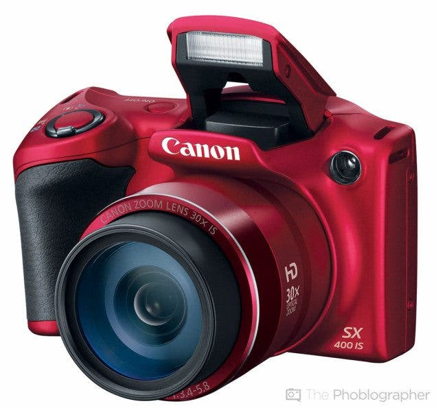 Kevin Lee The Phoblographer Canon PowerShot SX400 IS Product Images-2