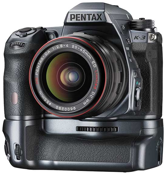 Kevin Lee The Phoblographer Product Images Pentax K3 Prestige Edition 1