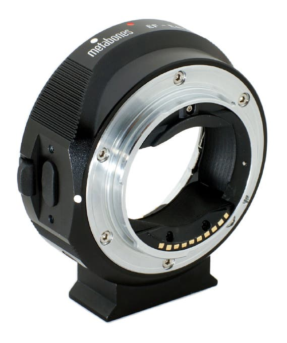 Canon Apparently has a Focal Reducer for EF-M Mount in the Works