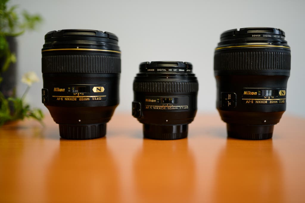 Why You Should Use Only Prime Lenses