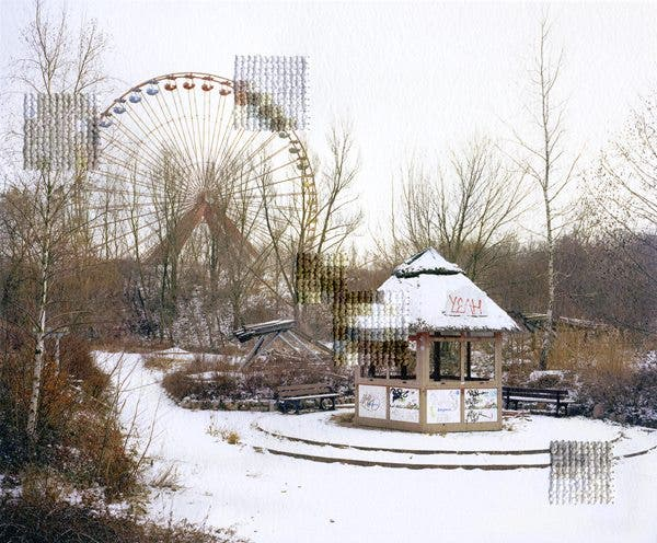 Diane Meyer, Spree Park, Former DDR Amusement Park, 2013 © Diane Meyer, courtesy Robert Mann Gallery