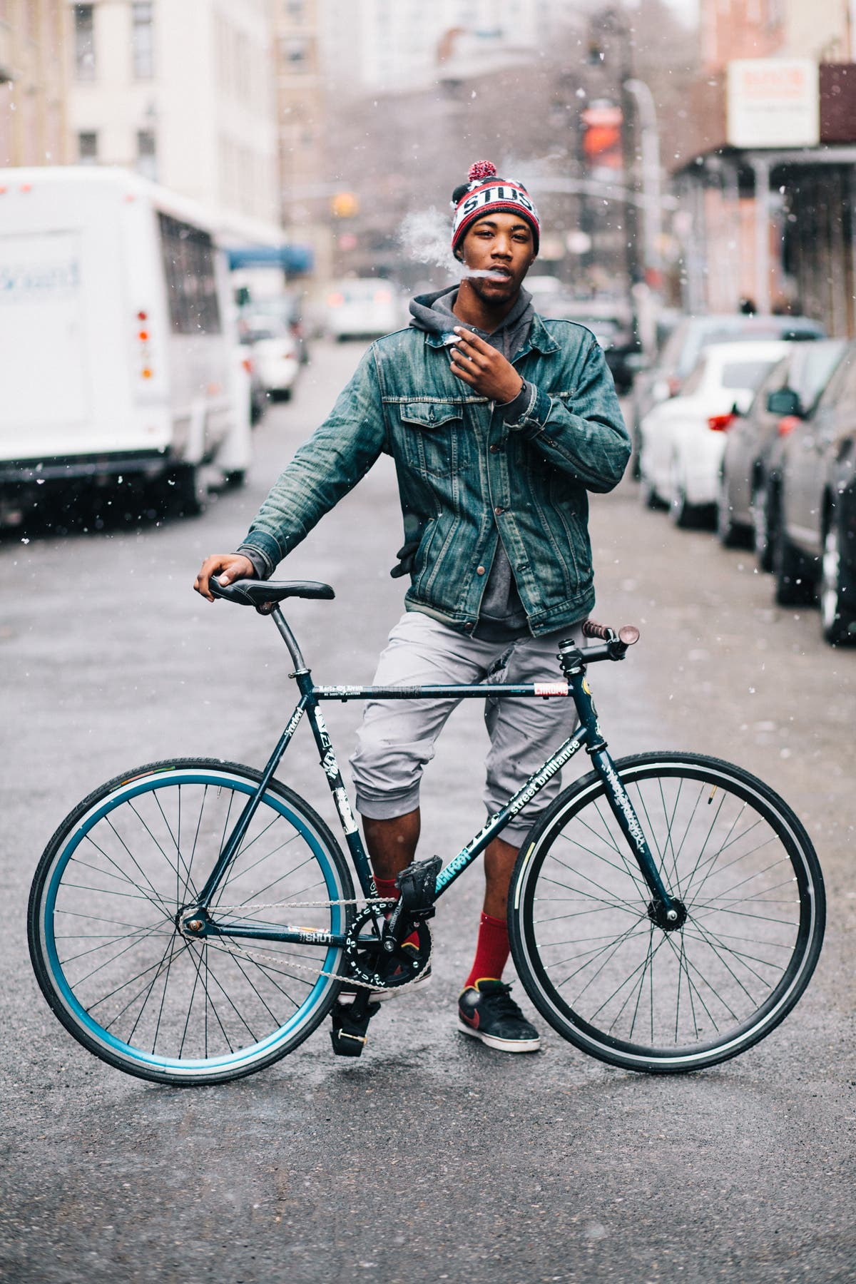 Preferred Mode Photos Of New York City S Bike Culture At