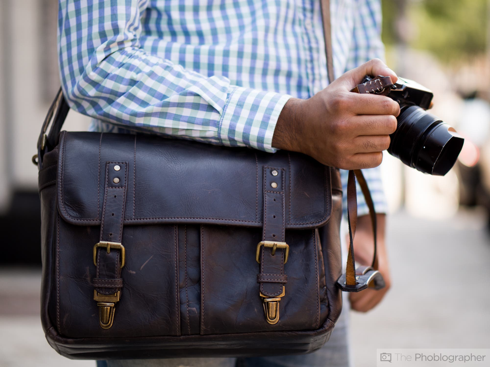 10 Stylish Camera Bags Perfect for Street Photographers