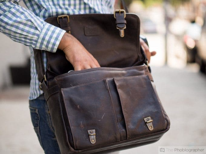 luxurious camera bags