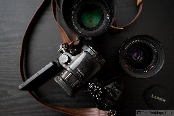 Chris Gampat The Phoblographer Panasonic GH4 product images for review (6 of 8)ISO 4001-160 sec at f - 2.8