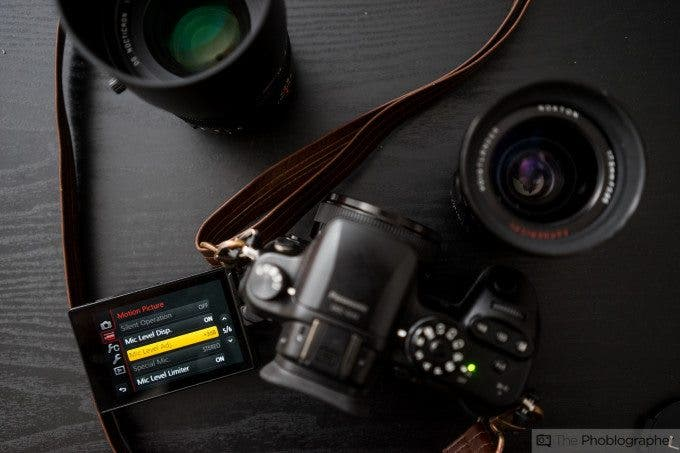 Chris Gampat The Phoblographer Panasonic GH4 product images for review (8 of 8)ISO 4001-50 sec at f - 2.8