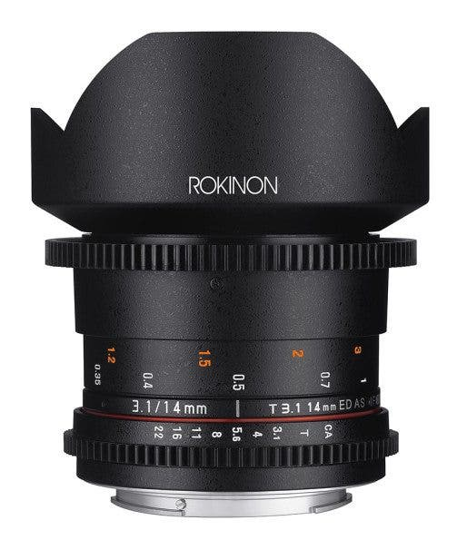 Kevin Lee The Phoblographer 14mm T3.1 - front-rokinon