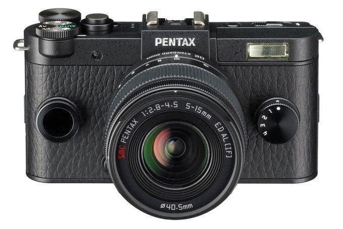 Kevin Lee The Phoblographer Pentax Q-S1 Product Images 1