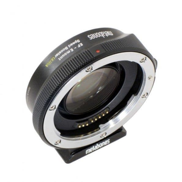 Canon EF to Sony E-mount Speed Booster Ultra