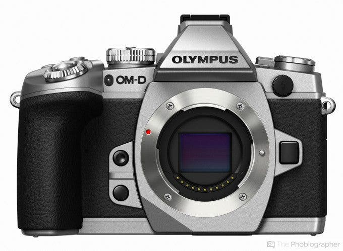 Chris Gampat The Phoblographer Olympus EM1 in silver (12 of 17)