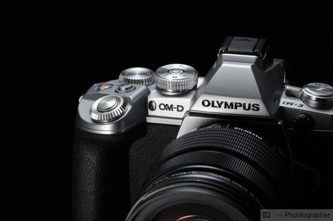Chris Gampat The Phoblographer Olympus EM1 in silver (7 of 17)