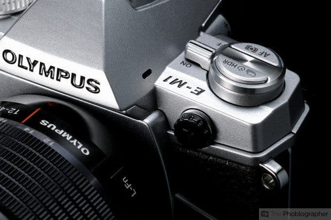 Chris Gampat The Phoblographer Olympus EM1 in silver (8 of 17)