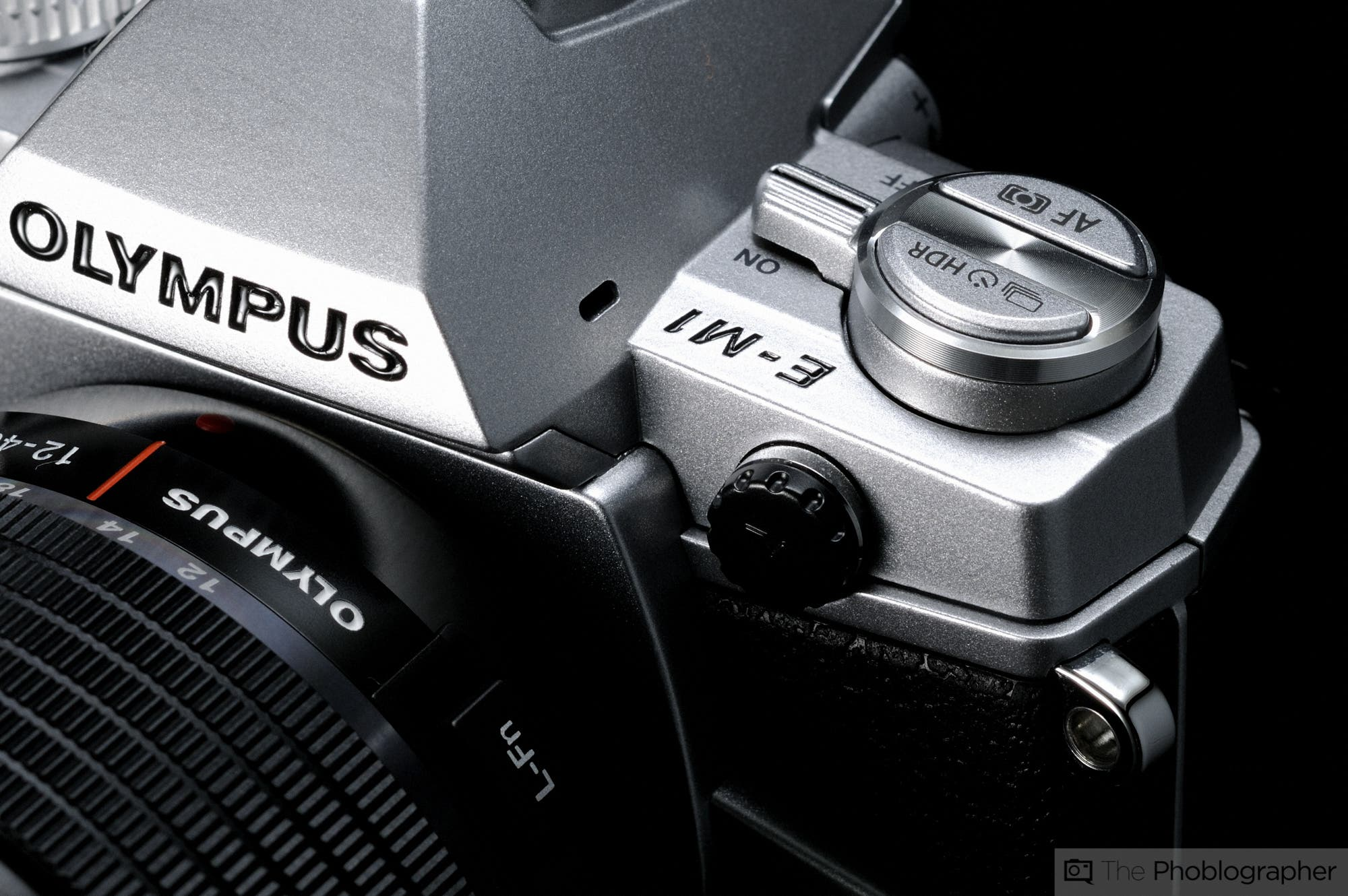 update the firmware on olympus lens software