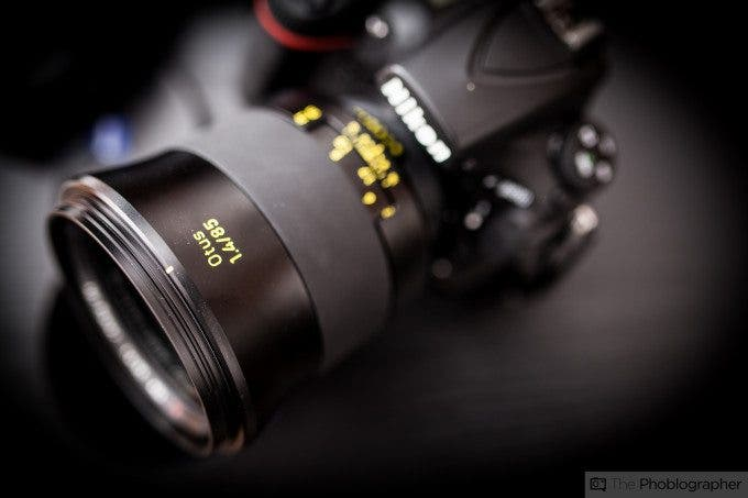 Chris Gampat The Phoblographer Zeiss 85mm f1.4 Otus product images review (4 of 7)ISO 4001-125 sec at f - 2.0