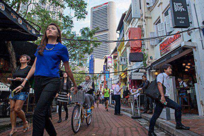 Danny Santos II Shooting Singapore Street Composites 13