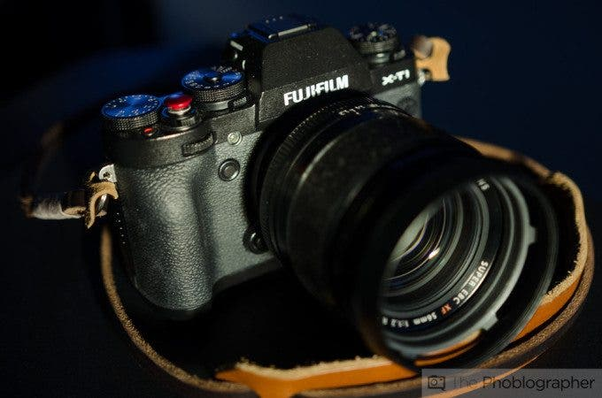 Kevin Lee The Phoblographer Fujifilm X-T1 Product Images-1