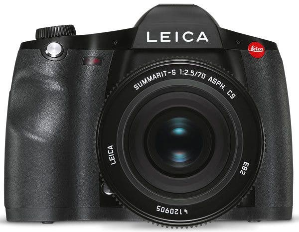 Kevin Lee The Phoblographer Leica S (Type 007) Product Images 2