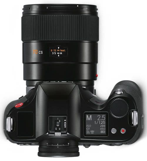 Kevin Lee The Phoblographer Leica S (Type 007) Product Images 3