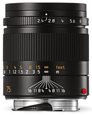 Kevin Lee The Phoblographer Leica Summarit-M 75mm f2.4 Lens Product Images 1