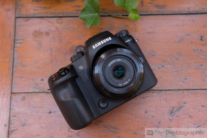Kevin Lee The Phoblographer Samsung NX1 Product Images (10 of 11)