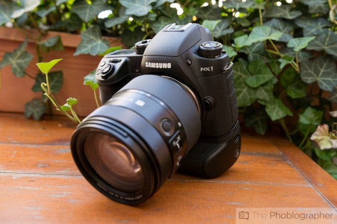 Kevin Lee The Phoblographer Samsung NX1 Product Images (3 of 11)