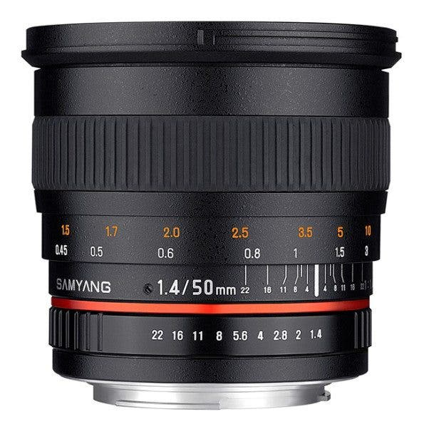 Kevin Lee The Phoblographer Samyang 50mm f1.4 AS UMC lens Product Images 4