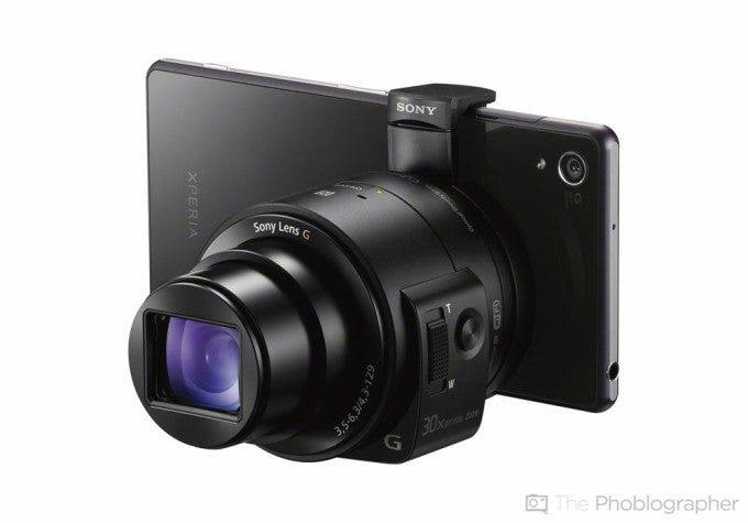 Kevin Lee The Phoblographer Sony QX30 Product Images-2