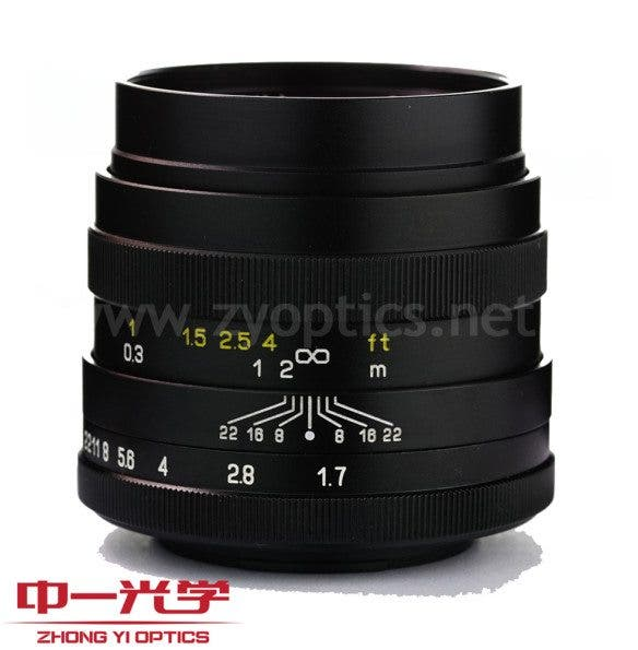 Kevin Lee The Phoblographer Zhongyi Mitakon 24mm f1.7 Lens Product Images 2