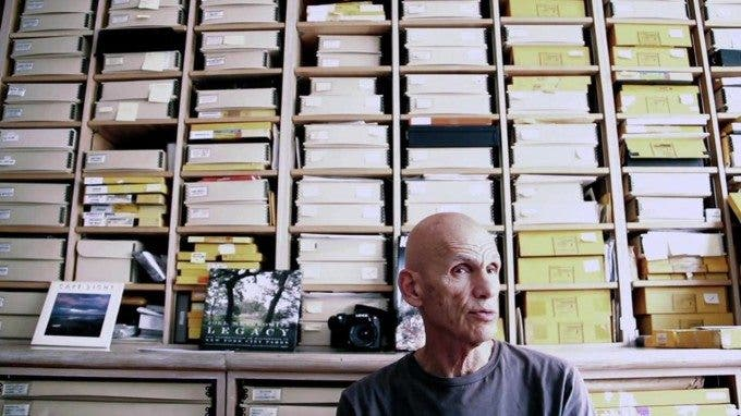 Video thumbnail for vimeo video Joel Meyerowitz and Steve McCurry Talk About Their 9/11 Photography Experiences - The Phoblographer