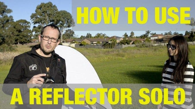 Video thumbnail for youtube video The Video Shows the Difference That a Reflector Can Make - The Phoblographer