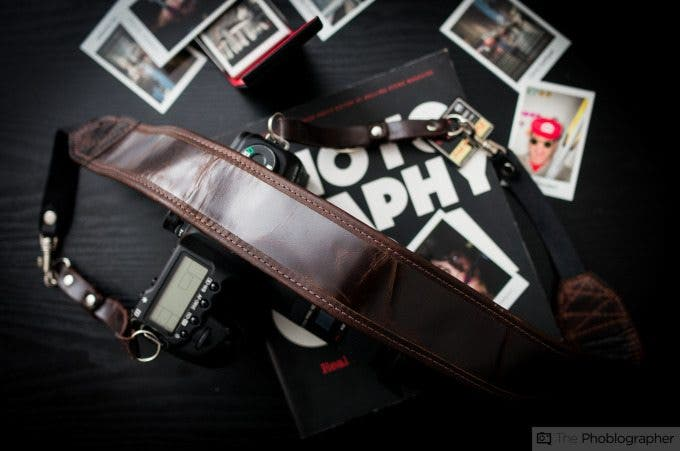 Chris Gampat The Phoblographer Heavy Leather Classic Strap review images (4 of 8)ISO 4001-50 sec at f - 2.5