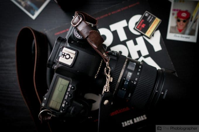 Chris Gampat The Phoblographer Heavy Leather Classic Strap review images (5 of 8)ISO 4001-50 sec at f - 2.5