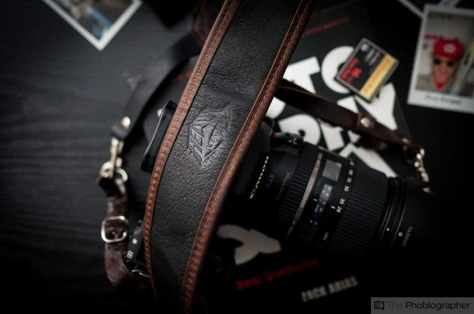 Chris Gampat The Phoblographer Heavy Leather Classic Strap review images (6 of 8)ISO 4001-50 sec at f - 2.5