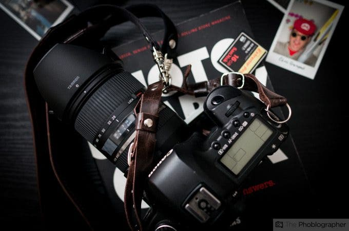 Chris Gampat The Phoblographer Heavy Leather Classic Strap review images (8 of 8)ISO 4001-50 sec at f - 2.5