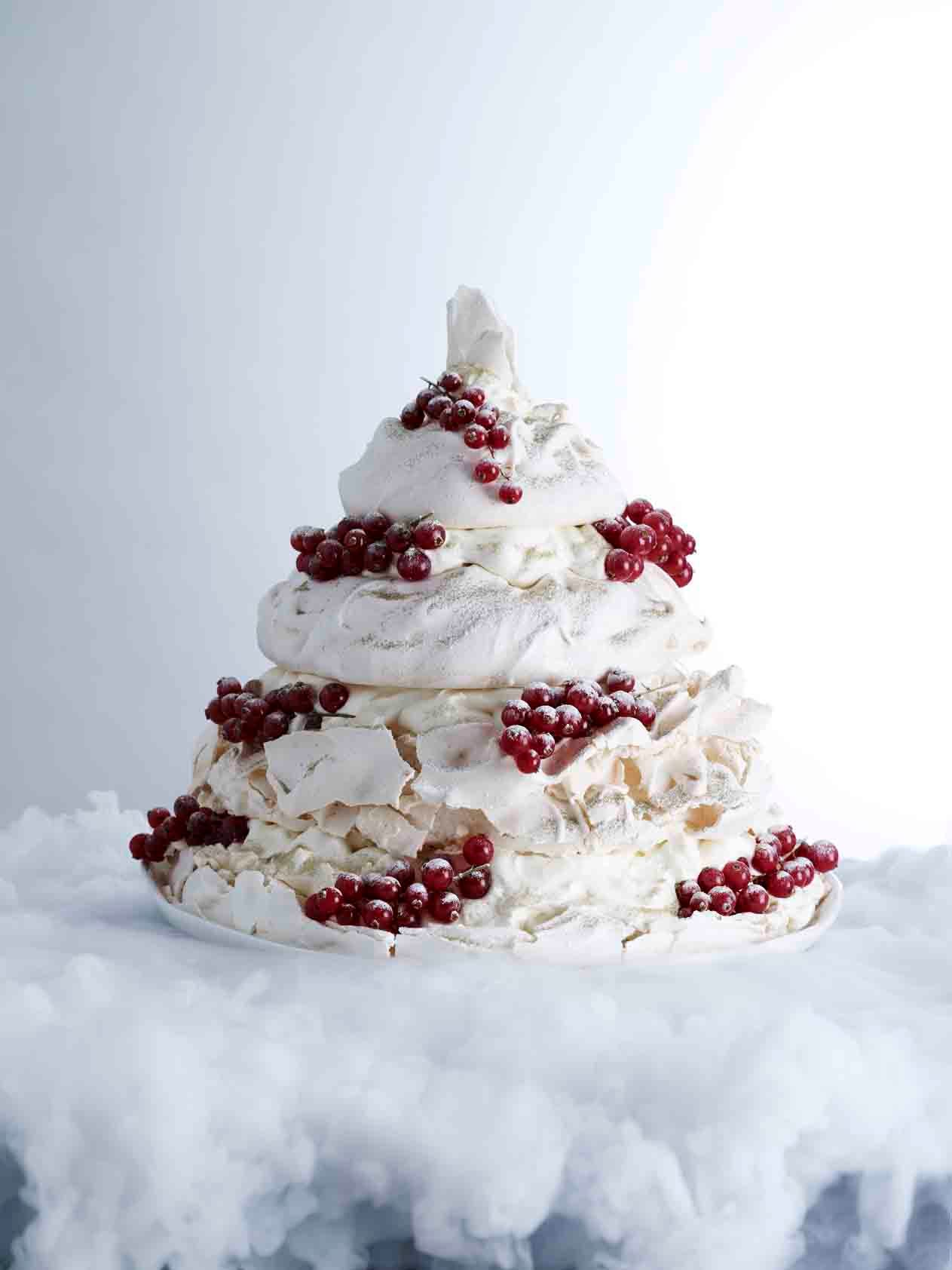 Cloud meringue tree