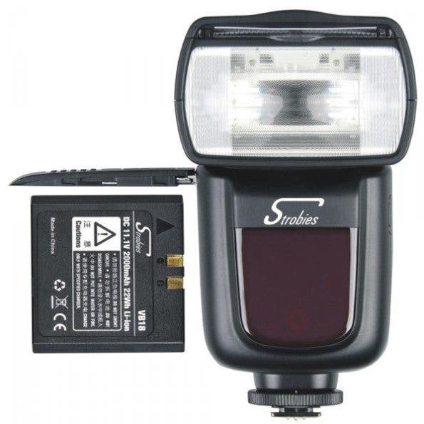 Kevin Lee The Phoblographer Strobies Pro-Flash TLi-C Product Images 2