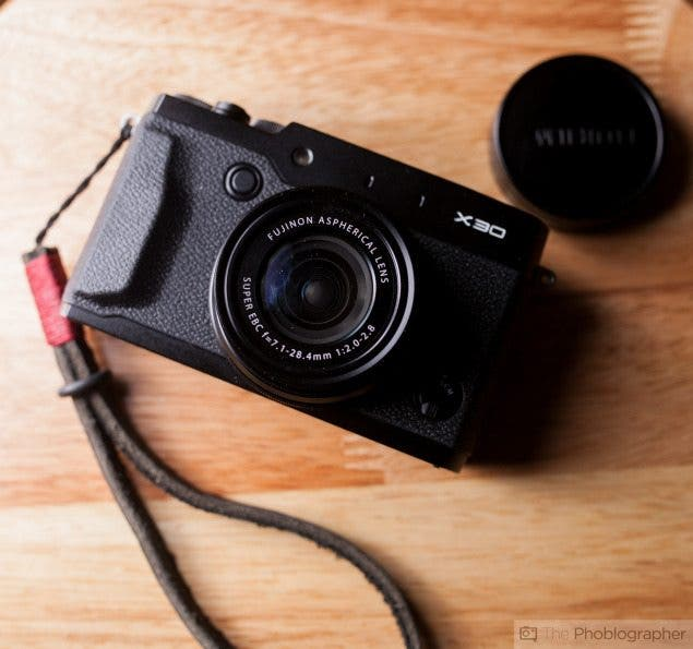 The Phoblographer Fujifilm X30 review images product shots (1 of 10)ISO 4001-200 sec at f - 3.5