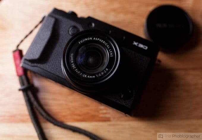 The Phoblographer Fujifilm X30 review images product shots (2 of 10)ISO 2001-200 sec at f - 2.8