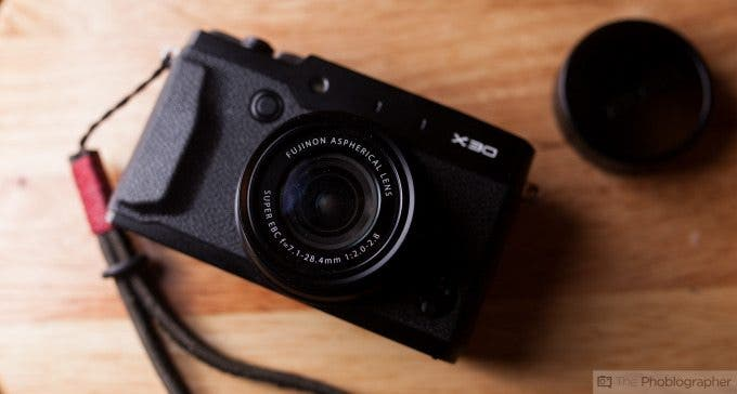 The Phoblographer Fujifilm X30 review images product shots (3 of 10)ISO 2001-200 sec at f - 2.8