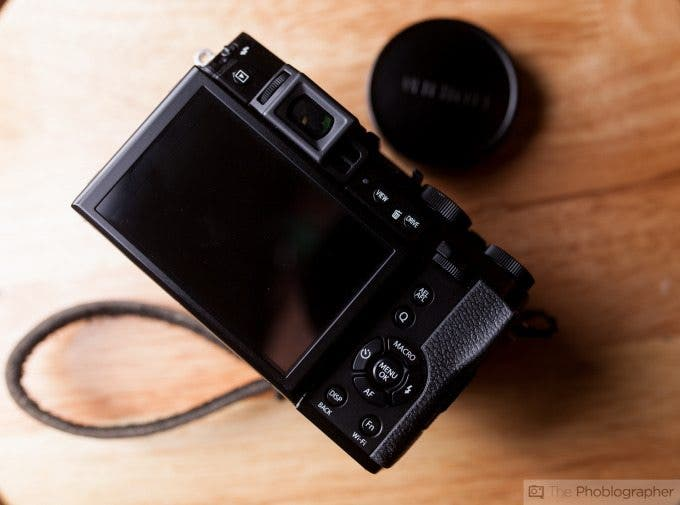 The Phoblographer Fujifilm X30 review images product shots (6 of 10)ISO 2001-200 sec at f - 2.8