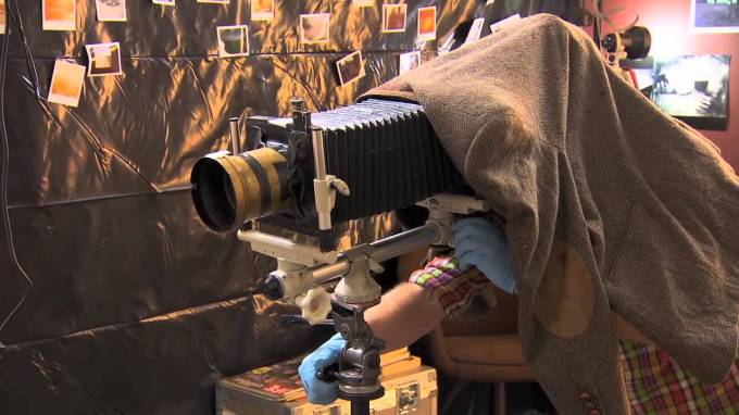 Video thumbnail for youtube video Wet Plate Collodion Photographer Tries to Photograph a Pup, Hilarity Ensues - The Phoblographer