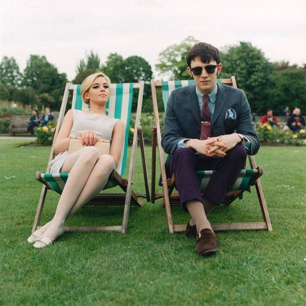 Modern Couples: A Photo Project on London's Dapper Couples
